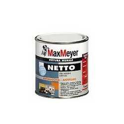 Idropittura murale bianca Max Meyer risanante netto 0.75 L