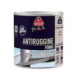 Fondo antiruggine grigio Boero 0.5 L