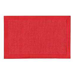 Tappetino cucina Nevra rosso 55 x 150 cm