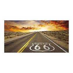 canvas Route 70x140