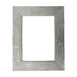 Cornice Color argento 30 x 90 cm