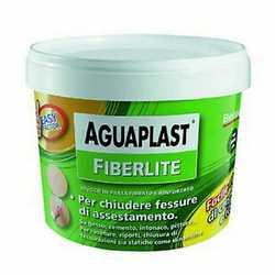 Stucco in pasta Aguaplast Fiberlite 750 g