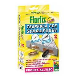 Trappola Flortis 2 pezzi