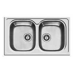 Lavello da incasso Amaltia 2 vasche