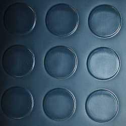 Copripavimento PVC bolle blu 200 cm