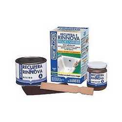 Kit di riparazione sanitari Recupera e Rinnova Saratoga bianco