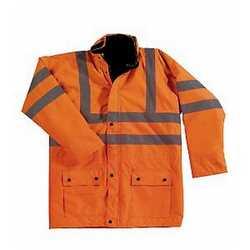 Giacca + gilet Sparta, arancione fluorescente tg. XL