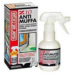 Detergente Antimuffa Spray Z10 0.25 L