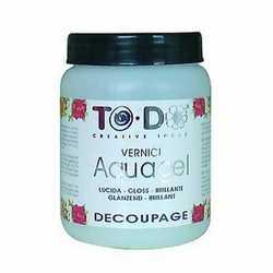 Vernice Aquagel trasparente Lucido 200 ml