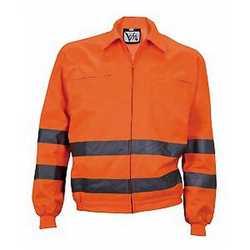 Giacca Sun, arancione fluorescente tg. 50