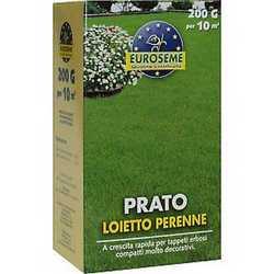 Semi per prato Loietto 0,2 kg