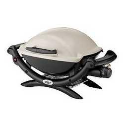 Barbecue a gas Weber Q100 Titanium