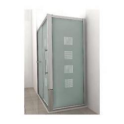 Parete laterale doccia Palerme 68-76 cm