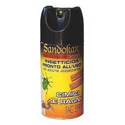 Insetticida spray Insetticida a base di piretro contro le cimici