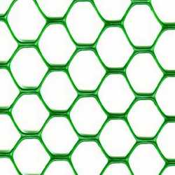 Rete Exagon verde L 5 x H 1,5 m