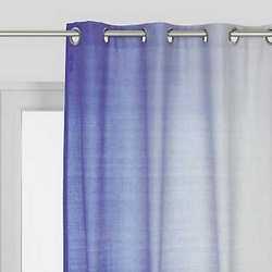 Coppia di tende Shading blu 140 x 280 cm