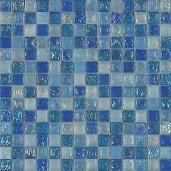 Mosaico Ice mix light sky 30 x 30 azzurro