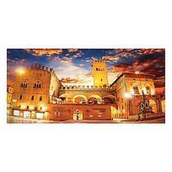 canvas Bologna piazza 90x190