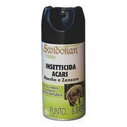 Insetticida spray Insetticida a base di piretro naturale con for