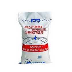 Sale per addolcitore in pastiglie, 25 kg