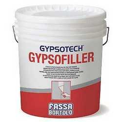 Stucco rasante per cartongesso Fassa Bortolo GYPSOFILLER 10 kg