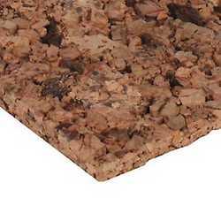 Pannello in sughero biondo 1200 x 500 sp. 20 mm