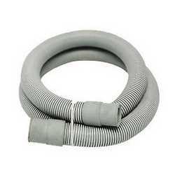 Tubo scarico corrugato per lavatrice