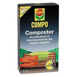 Accelleratore di decomposizione dei residui vegetali Composter C