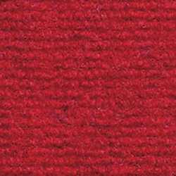 Moquette agugliata al taglio Riva rosso 400 cm al mq