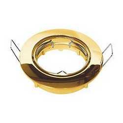 Ghiera per faretto ad incasso orientabile FL101 oro