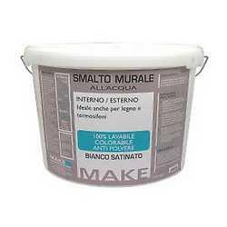 Smalto murale bianco Make 100% lavabile 10 L