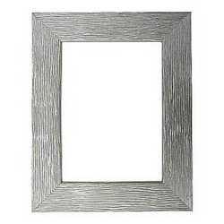 Cornice color argento 21 x 29,7 cm