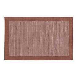 Tappetino cucina Nevra marrone 50 x 110 cm