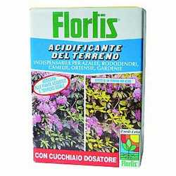 Acidificante del terreno Flortis 1000 g