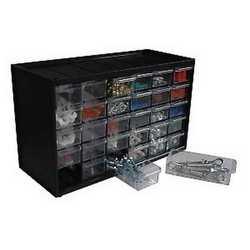 Cassettiera 30 cassetti grigio 365 x 153 x 222 mm