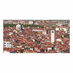 canvas Brescia veduta 40x125
