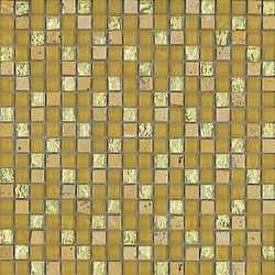 Mosaico Oro crystal 15 30 x 30 oro