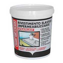 Impermeabilizzante bianco stratelast 0.75 L