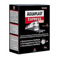 Stucco in polvere Aguaplast Express 1 kg
