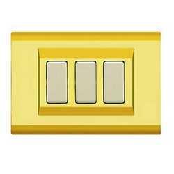 Placca 3 moduli FEB Laser oro