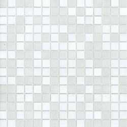 Mosaico Neve 30 x 30 bianco al mq