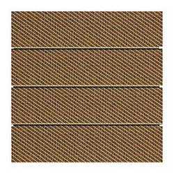Piastrella Woven 30 x 30 cm x 32 mm ocra