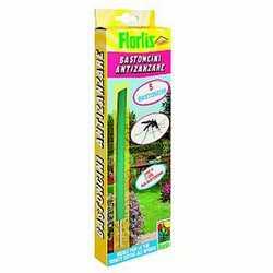 Bastoncino Bastoncini zanzare Flortis 5 pezzi