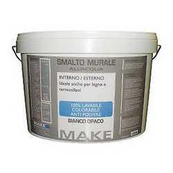 Smalto murale bianco Make Superlavabile 10 L