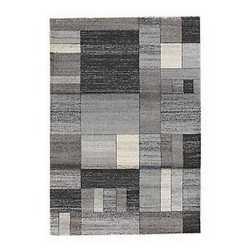 Tappeto Gabbe grigio 140 x 200 cm