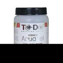 Vernice Aquagel trasparente opaco 200 ml