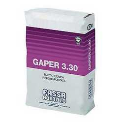 Ripristino calcestruzzo Fassa Bortolo GAPER 3.30 25 kg