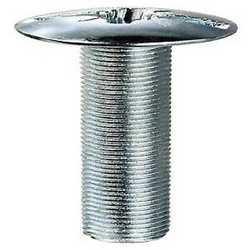 Bullone testa bombata in acciaio zincato, M4 x 30 mm al kg