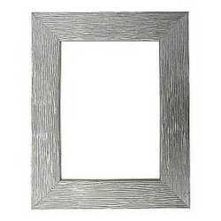 Cornice color argento 25 x 35 cm