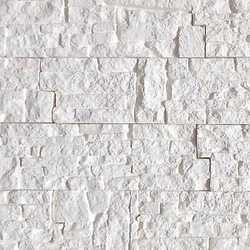 Rivestimento decorativo Chamonix Bianco bianco al mq